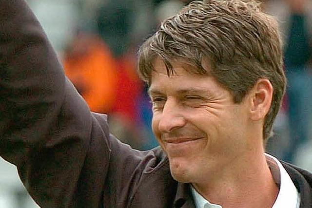 Richard Golz verneint Kontakte zum SC Freiburg