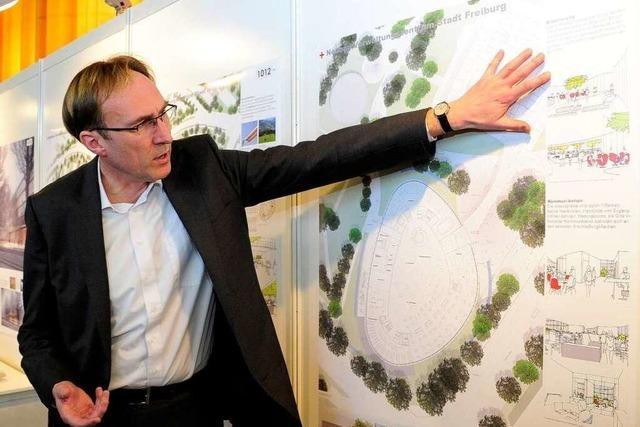 Baubürgermeister Haag über die Wohnungsnot