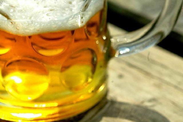 Bier-Sommelier Uwe Maier: