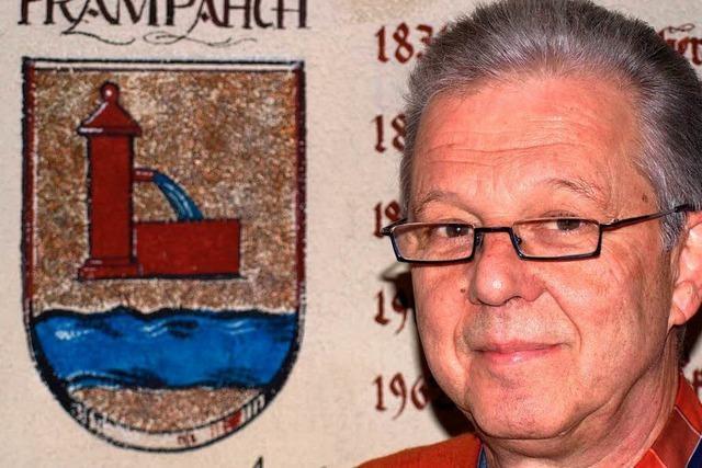 Brombachs Ortsvorsteher Lutz Schmiedlin ist tot