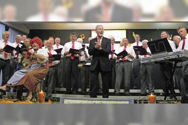 Alte Chöre mit frischer Musik