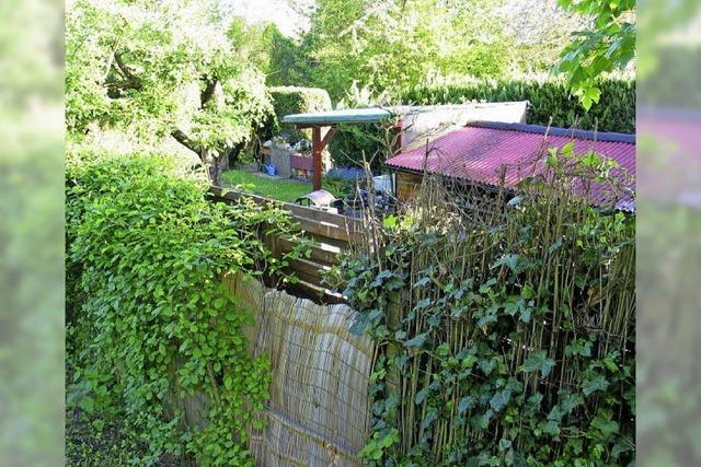 Gartenhütten droht das Aus