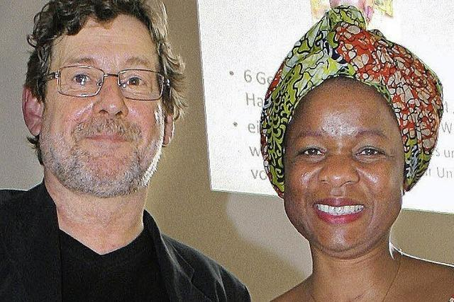 Mit Musik Spenden für Togo gesammelt