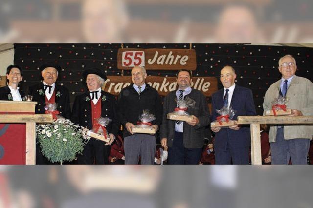 Schnapszahl-Jubiläum groß gefeiert