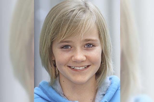 Jule-Marleen Schuck aus Kollmarsreute spielt in der ARD-Serie