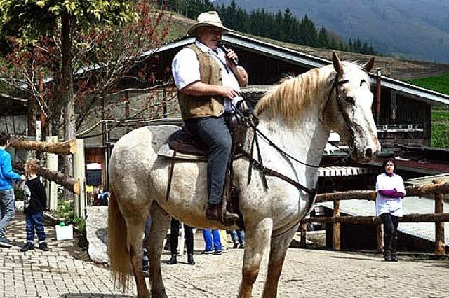 Liebe zum Pferd vermitteln