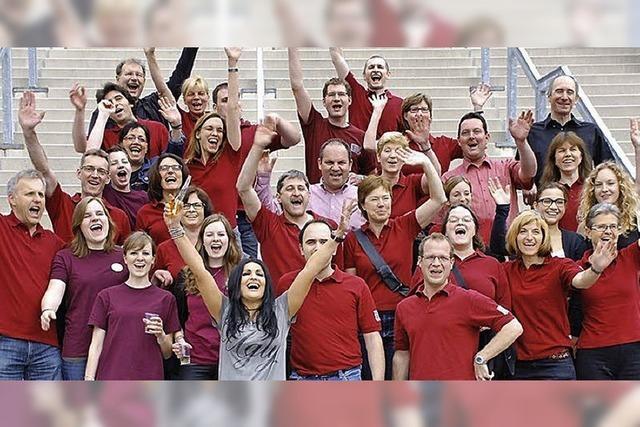Akkordeon-Orchester Grenzach holt sechsten Platz