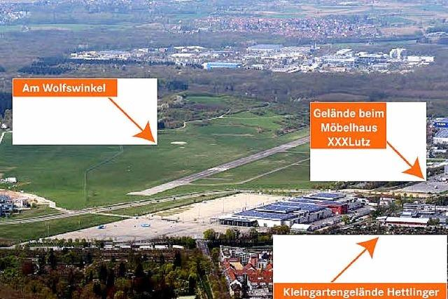 SC-Stadion: Gemeinderat beschließt neuen Bebauungsplan