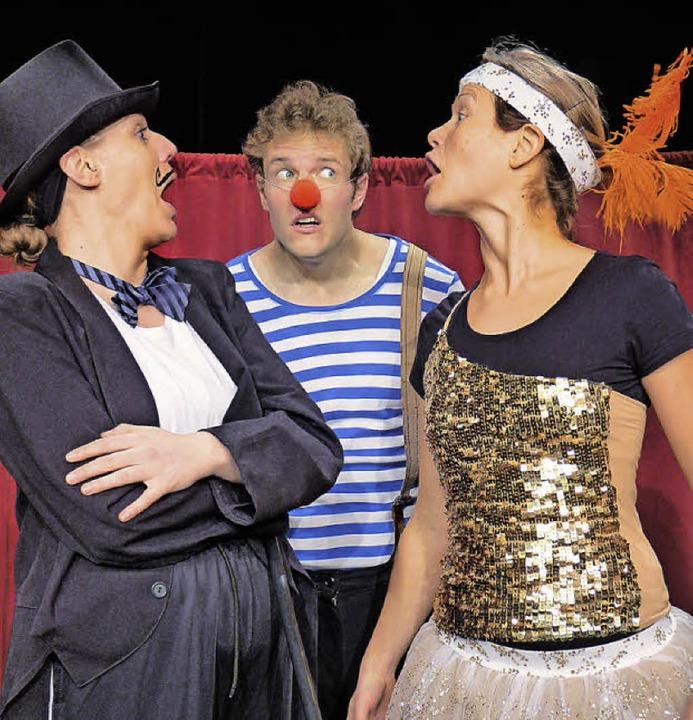 Theater Budenzauber: Zirkus Parmesani  | Foto: pro