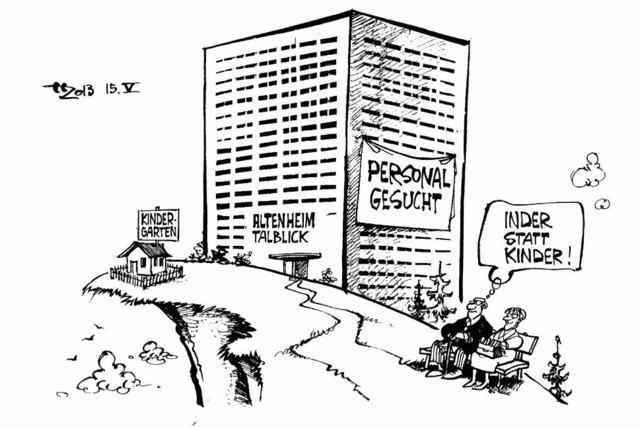 Der Demografie-Gipfel