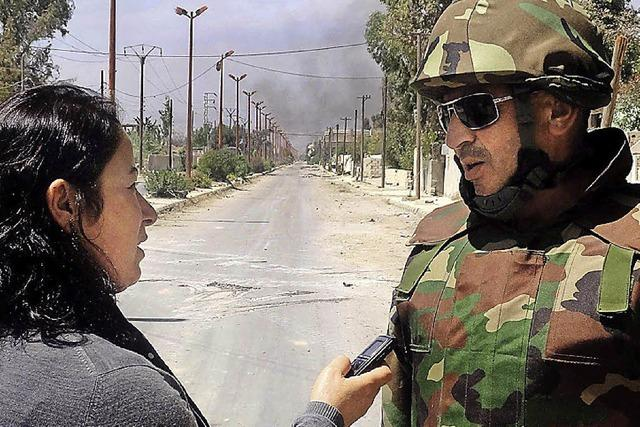 Deutscher Journalist in syrischer Haft