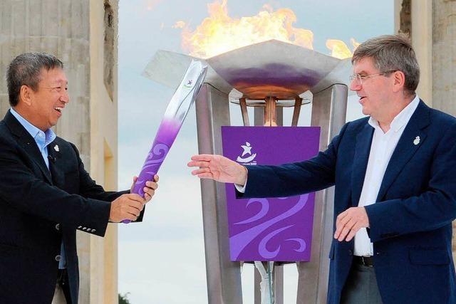 IOC: Ser Miang Ng will gegen Thomas Bach antreten