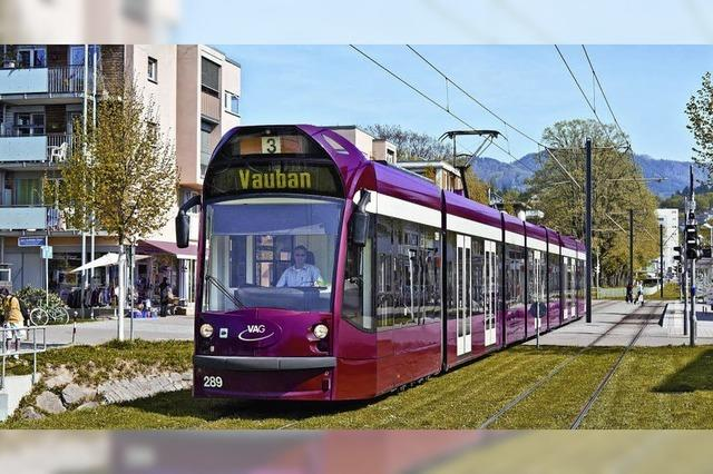Ein Buch über die Freiburger Straßenbahn: Rollendes Kulturgut