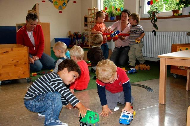 Kinderbetreuung wird teurer