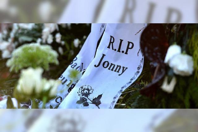 In Erinnerung an Jonny K.