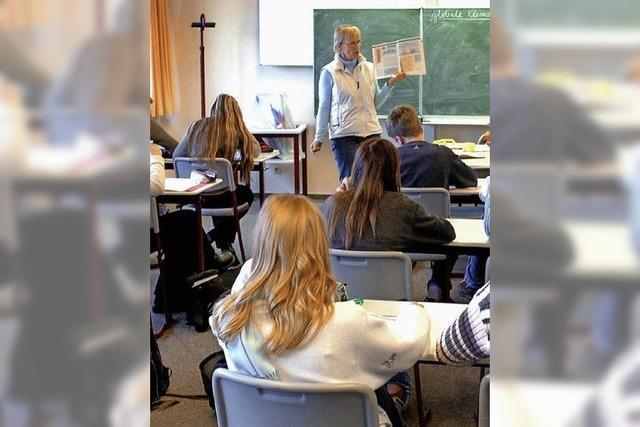 Französisch oder deutsch? Schulsysteme im Vergleich