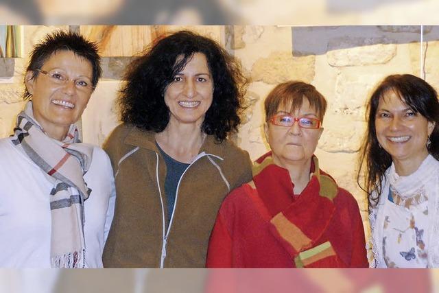 Regionale Präsenz beim Kunstsalon in Paris
