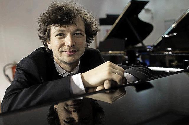 Weltklasse am Klavier: Mikhail Mordvinov