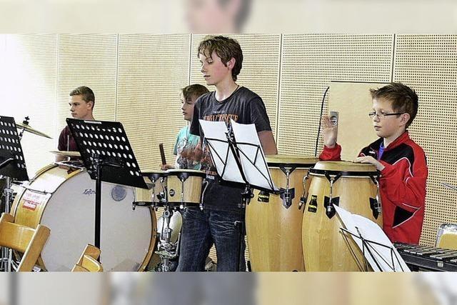 Musik begeistert schon im Vorschulalter