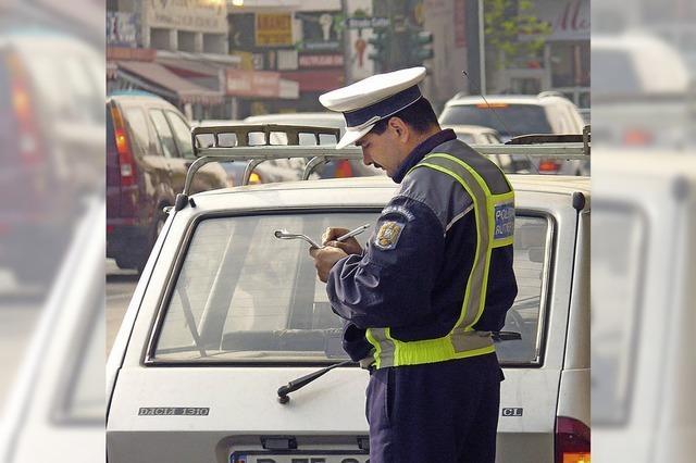 Das wird teuer: Im Ausland zu schnell oder unter Alkoholeinfluss Autofahren