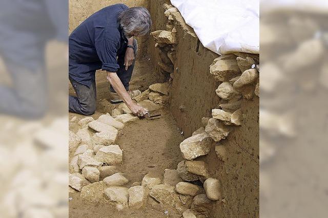 Archäologische Funde in Bad Krozingen