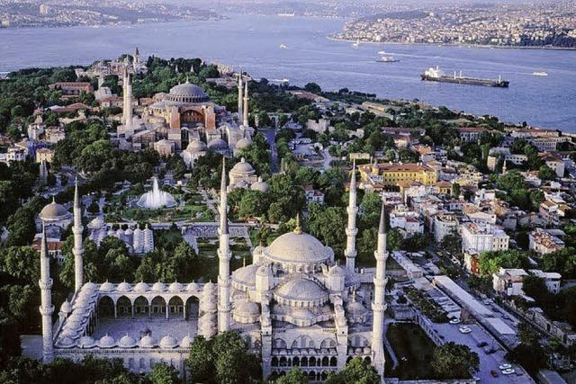 Istanbul – Stadt der zwei Kontinente