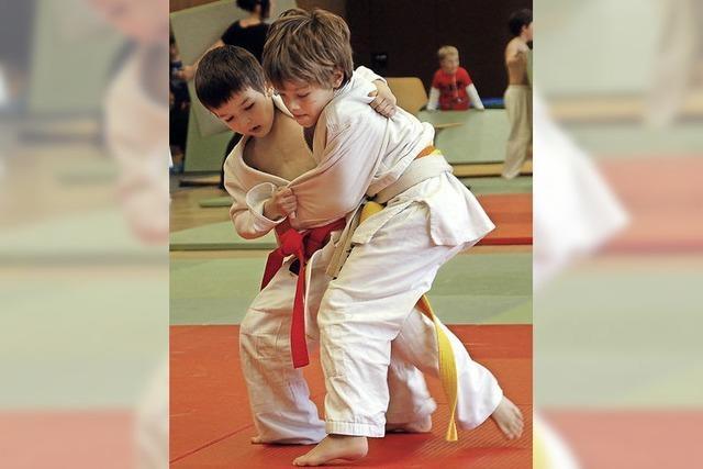 Freiburger Judo-Nachwuchs dominiert