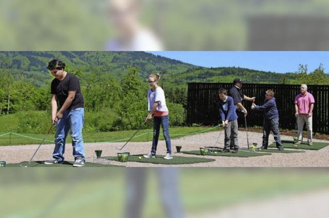 Wie der Golfsport Schule macht