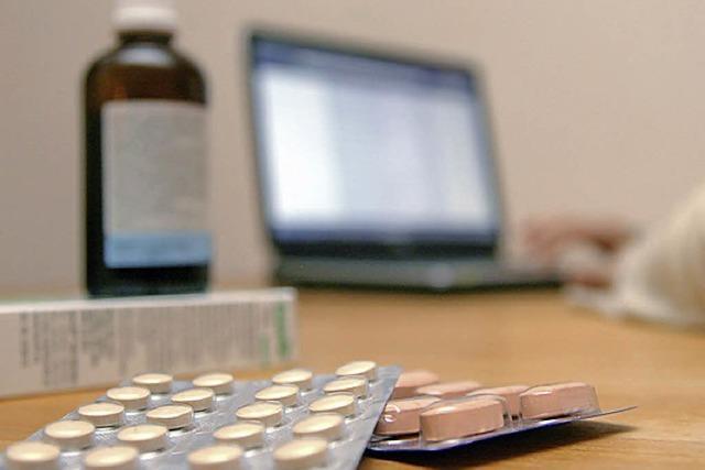 Zoll fängt 5000 Tabletten und Kapseln ab