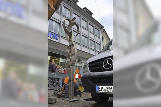 Skulpturenweg II plus Museum