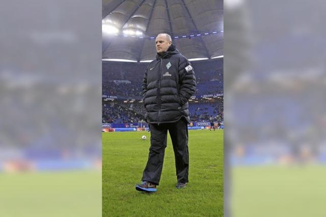 Werder Bremen und Thomas Schaaf trennen sich