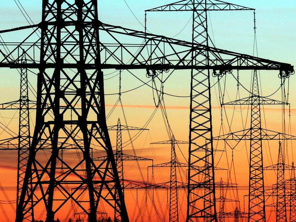Die einst zur Abnahme von nachts produ...ten bisher als Strom- und Geldfresser.  | Foto: dpa