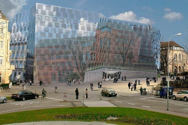 Architekt Degelo: Erwarte keine negativen Reaktionen auf die neue UB