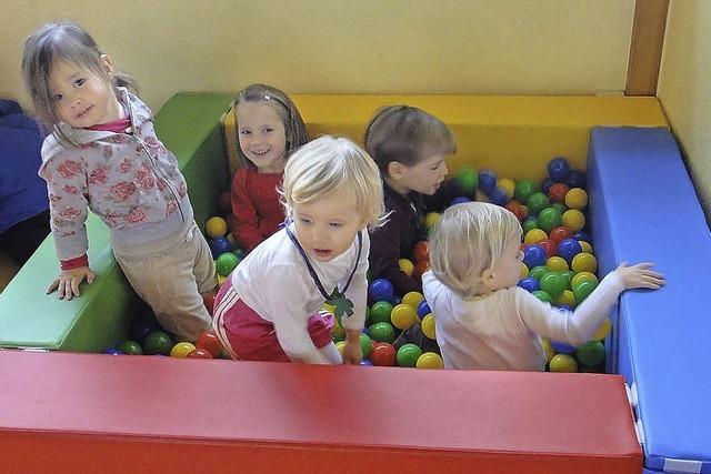 Kindergarten wird etwas teurer