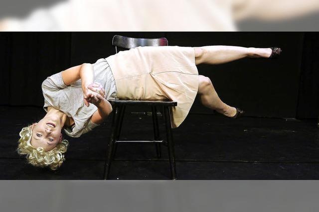 """Schauspiel-Solo: Eva-Maria Piringer spielt """"Frauen"""""""
