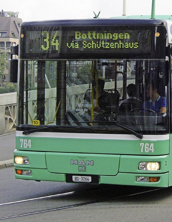 Die MAN-Busse werden bald ausgemustert.   | Foto: bs.ch/Juri Weiss