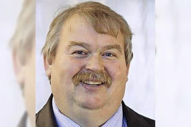 Hohberg trauert um Klaus Elble
