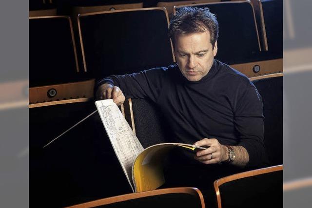 Dirigent Jonathan Nott über seine Arbeit mit den SWR-Sinfonikern