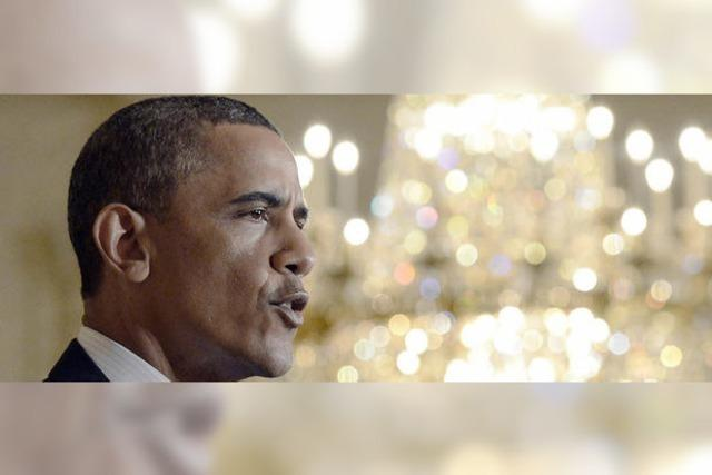 Obama geht angesichts der zahlreichen Affären in die Offensive