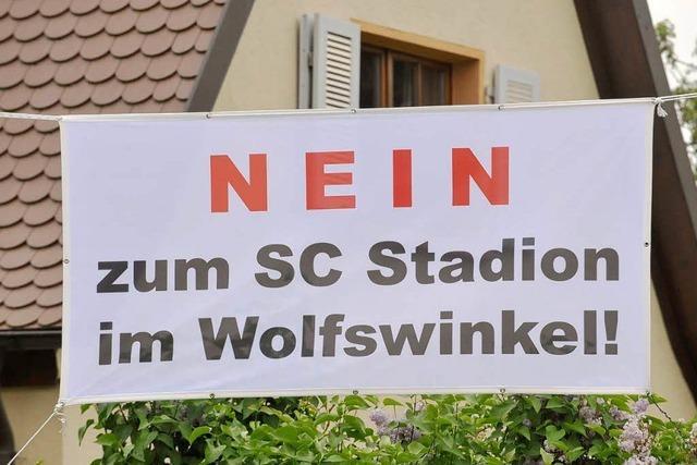 Stadt und SC Freiburg wollen Vorbehalte gegen Stadion entkräften