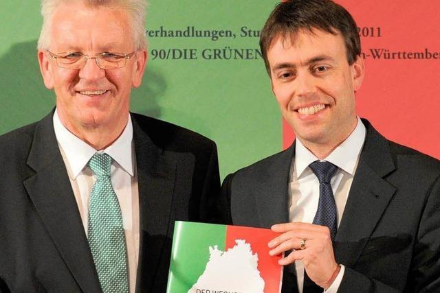 Bürger würden erneut Grün-Rot wählen