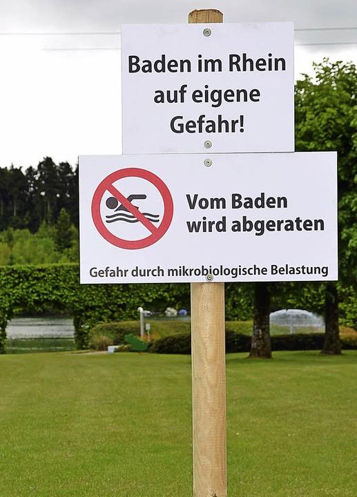 In den Schwimmbecken bleibt Baden natü...darf aber nicht mehr gefördert werden.  | Foto: Martina Proprenter