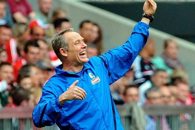 Der SC Freiburg will Schalke einen richtigen Kampf bieten
