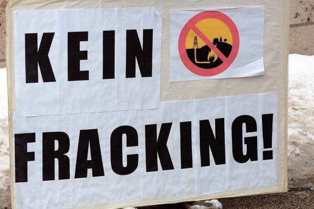 Fracking am Bodensee soll verboten werden