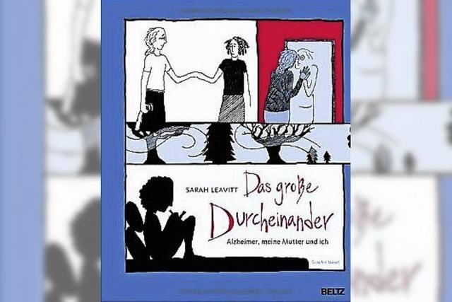Ein Comic-Tagebuch über Alzheimer