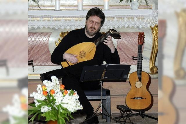Zeitreise durch die Geschichte der Barden-Musik