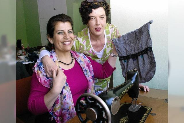 Frauen-Werkstatt weckt Kreativität