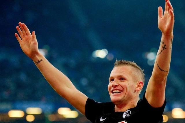 TV-Vermarktung: SC Freiburg nimmt 6,59 Millionen mehr ein