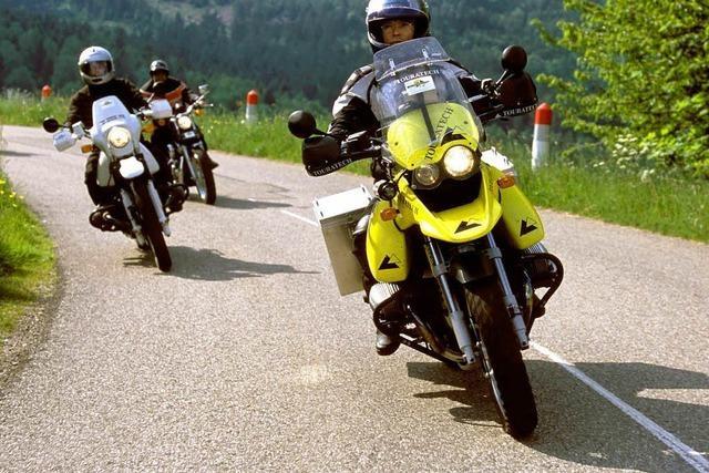 Bemühungen für leisere Motorräder verpuffen