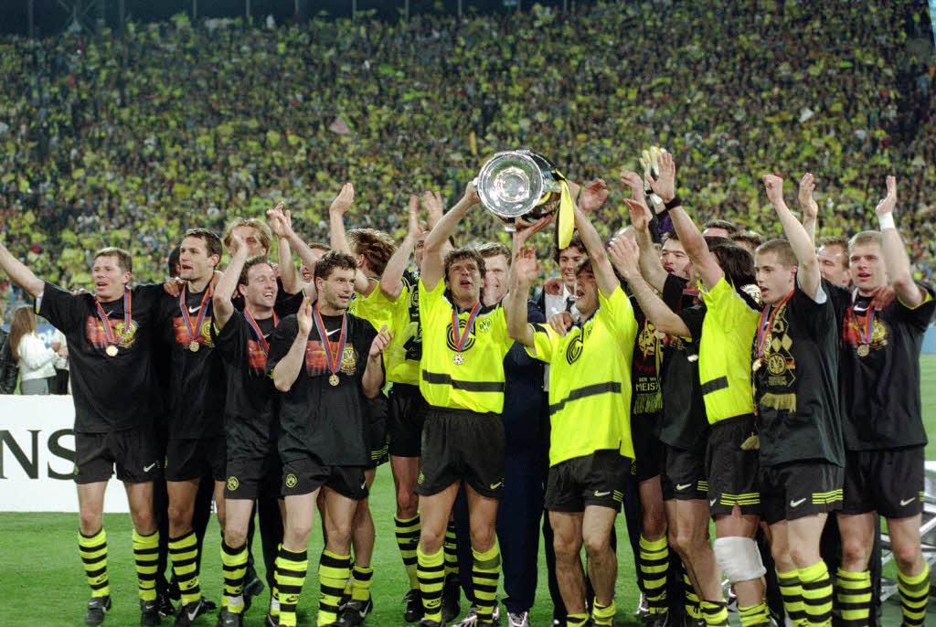 Champions League Sieger Dortmund